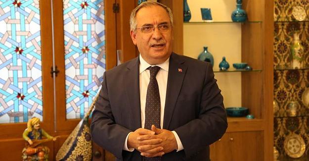 Vali Nayir'den 10 Kasım mesajı