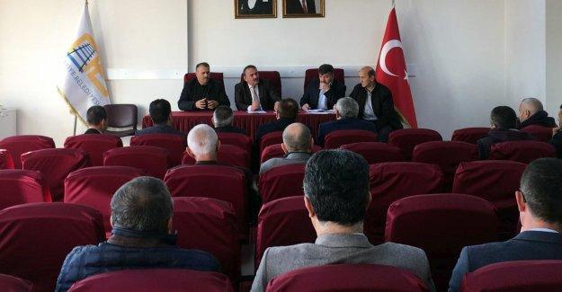 Arifiye'de yılın son meclis toplantısı gerçekleşti