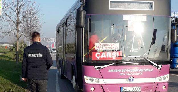 Toplu taşımada hedef maksimum memnuniyet