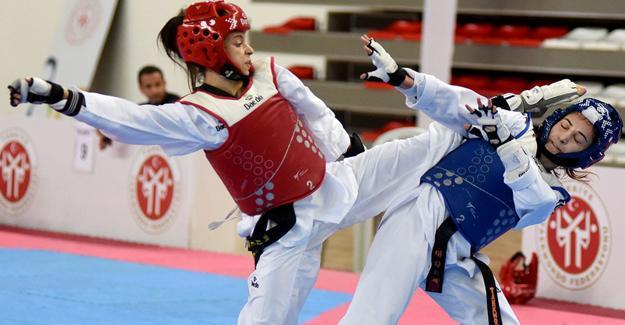 Büyükşehirli sporcu Milli Takım adına yarışacak