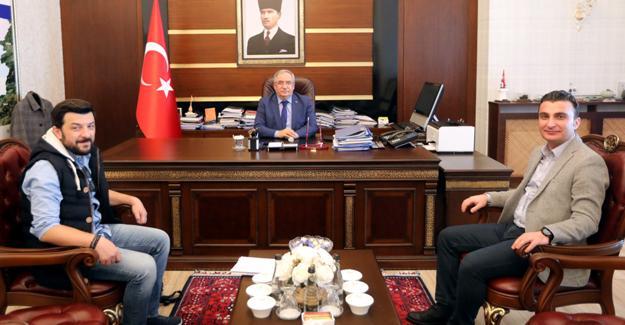 Cumhurbaşkanlığı Türkiye Bisiklet Turunun Sakarya etabı konuşuldu