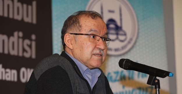 Prof. Dr. Orhan Okay konuşuldu
