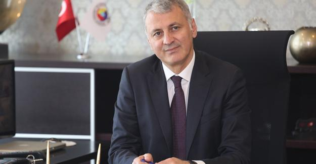 Başkan Altuğ'dan Miraç Kandili mesajı