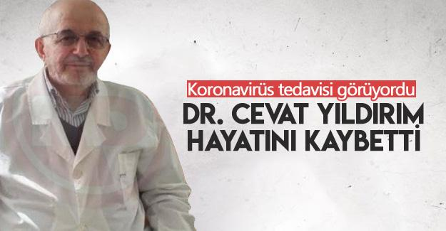Dr. Cevat Yıldırım hayatını kaybetti