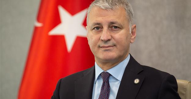 Başkan Altuğ Kızılay'ın kuruluş yıldönümünü kutladı