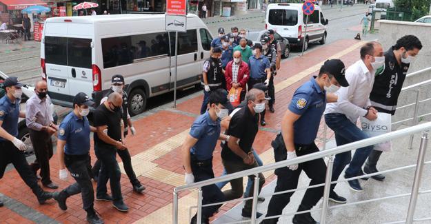 Kaçak akaryakıt operasyonunda 6 kişi tutuklandı