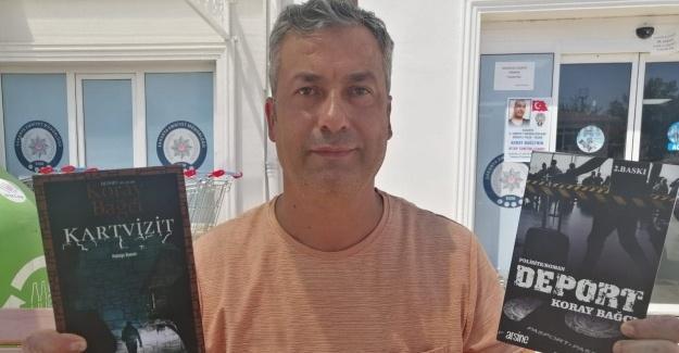 Bağcı'dan yeni polisiye romanı