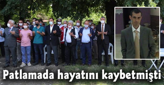 Cenazesi memleketi Çorum'a gönderildi