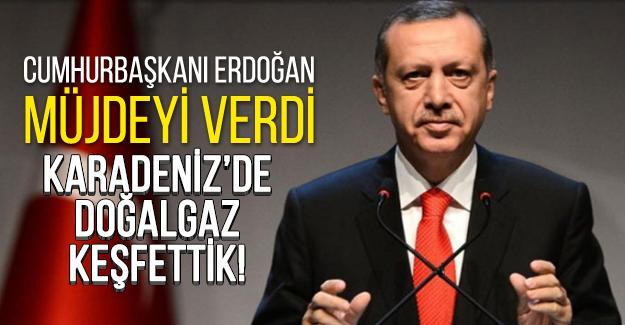 Cumhurbaşkanı Erdoğan Müjdeyi verdi!