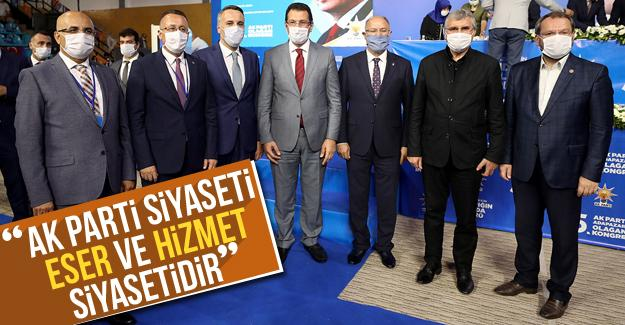 AK Parti Adapazarı'nda yeni başkan Erol Aydın