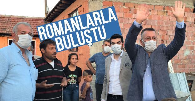 Başkan Işıksu'dan Karaköy çıkarması