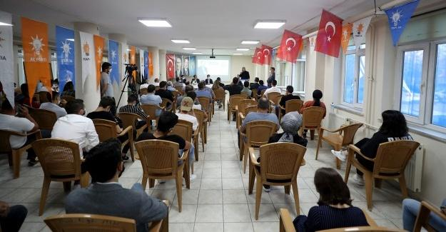 AK Parti Pamukova Gençlik Kongresi tamamlandı