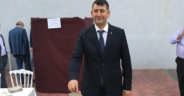 AK Parti Erenler'de yeni başkan!