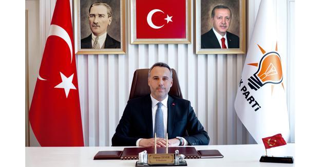 Başkan Tever Cumhuriyet Bayramını kutladı