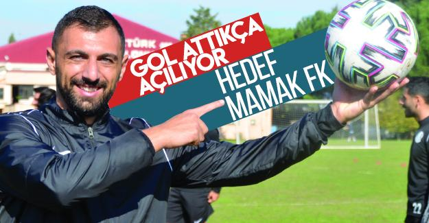 Ali Özgün'ün hedefinde Mamak FK var