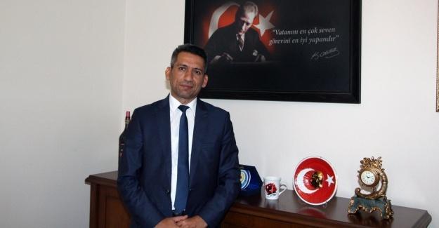 Baro Başkanı Burak'tan 10 Kasım mesajı