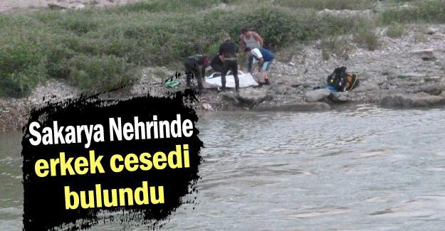 Sakarya Nehrinde erkek cesedi bulundu