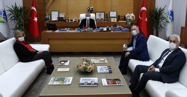 """""""Kuzey Marmara Otoyolu ülkemizin gurur projesidir"""""""