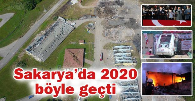 Sakarya'da 2020 böyle geçti