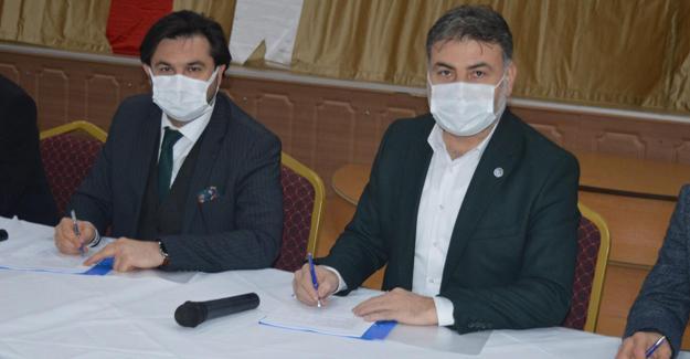 Pamukova'da sözleşme sevinci
