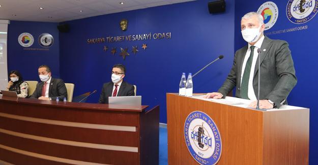 SATSO meclisi toplandı