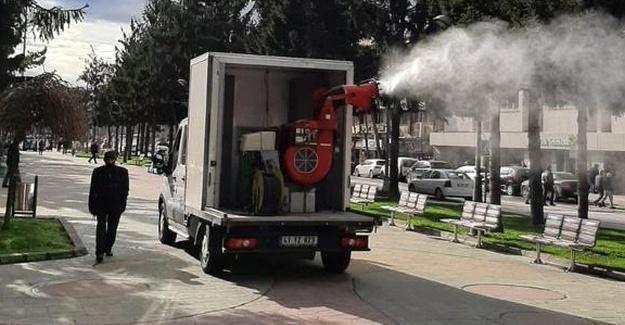 Vektörlerle mücadele ve dezenfekte çalışmaları sürüyor