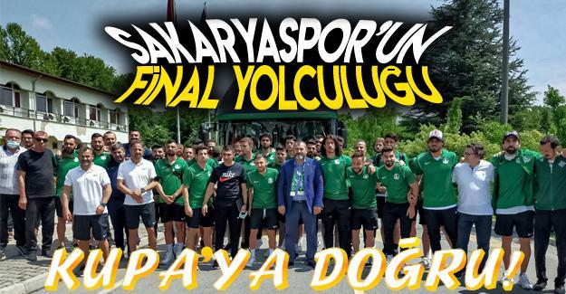 Sakaryaspor'un final yolculuğu