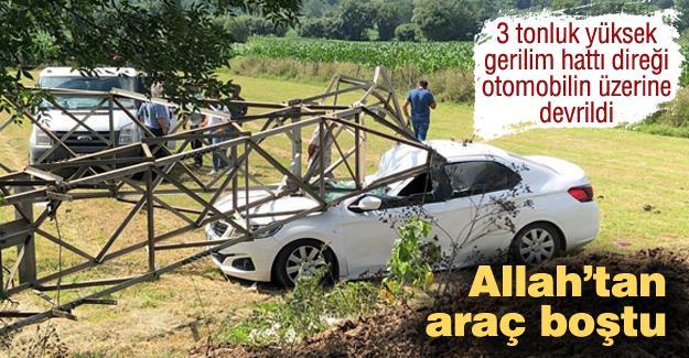 Allah'tan araç boştu!