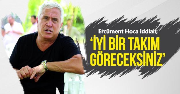 Ercüment Hocadan iddialı sözler!