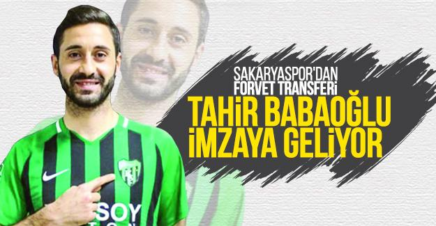 Sakaryaspor'dan forvet transferi