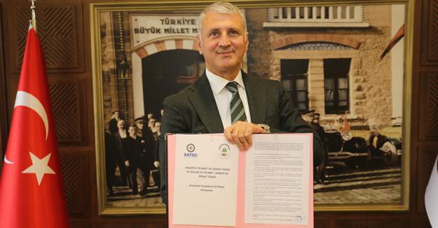 İyi niyet anlaşması imzalandı