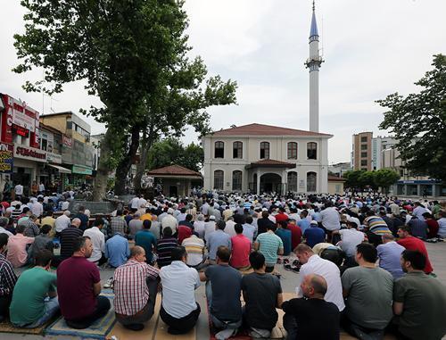 HOŞ GELDİN ŞEHR-İ RAMAZAN