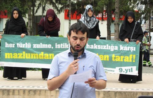"""""""RAMAZAN EĞLENCE DEĞİL PAYLAŞMA VE DAYANIŞMA AYIDIR"""""""