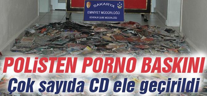 POLİSTEN PORNO BASKINI