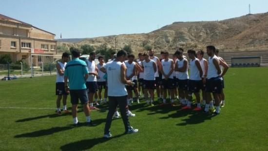 Sakaryaspor ilk hazırlık maçına çıkıyor