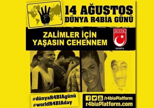 MTTB'den Rabia Günü mesajı