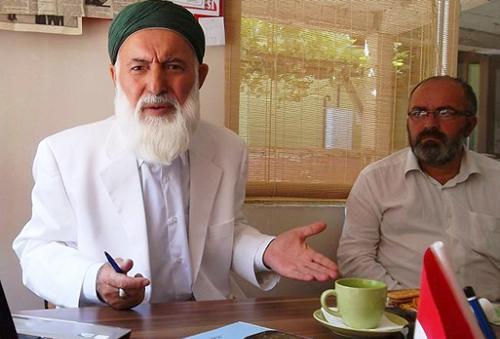 """""""Büyük Kürdistan Paralel Devlet yapılanmasıdır"""""""