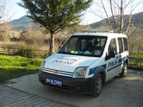 Taraklı İlçe Emniyet Amirliğine trafik aracı
