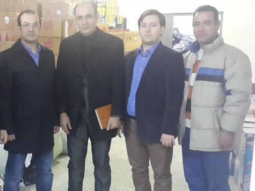 Hacı Yakup Köyü'nden Irak'a yardım eli
