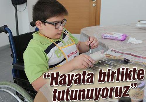 Engelliler için yeni bir proje daha hayata geçiyor