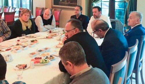 SATSO 16. ve 21. meslek komiteleri müşterek toplantıda