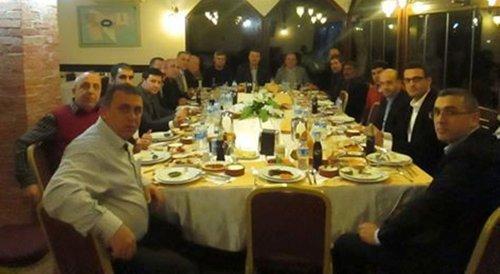 AK Parti Serdivan'dan kaynaşma toplantısı