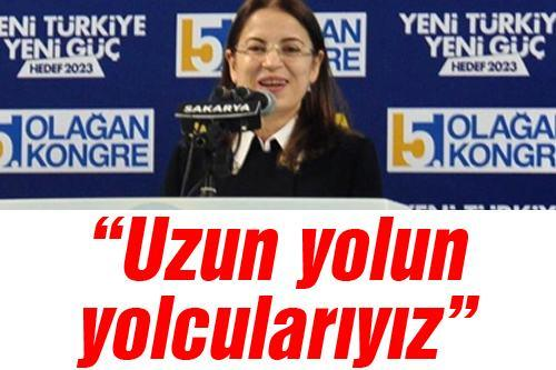 """""""Sadece Sakarya değil Türkiye'de 7 Haziran'da şah ve mat diyeceğiz"""""""