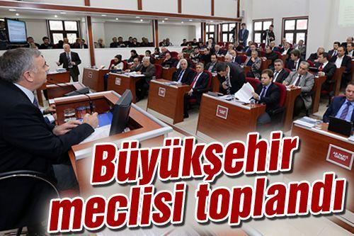 """""""Şehrin planlamasını büyükşehir meclisi yapar"""""""
