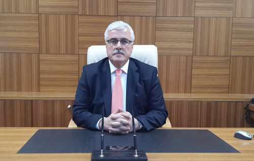 Ziya Cevherli aday adaylığı için istifa etti