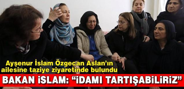 Bakan Ayşenur İslam: