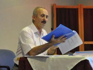 Adatepe Köyü İlköğretim Okulu inşaatı devam ediyor