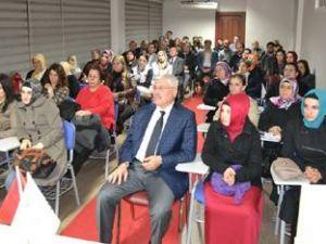 BAKAN ŞAHİN'DEN 100 ROMAN'A İŞ SÖZÜ