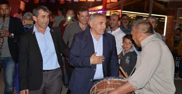 Ali İnci Kargalı ve Puna'da vatandaşlarla buluştu