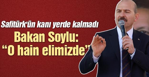 Safitürk'ün kanı yerde kalmadı!